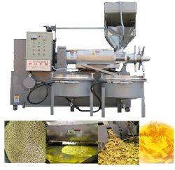 Semi-Automatical Soybean Oil Press with Cheap Price