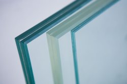 Hot Sell Heat Insulated Fire Rated Glass