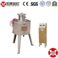 Semi-Automatic Magnetic Separator for Slurry Material Glaze Ceramic Material