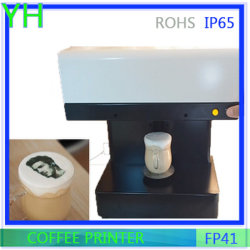 Cheaper Price High Quality Coffee Printer Automatical Chocolate Printer, DIY Your Coffee with Your Photo