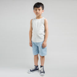 Wholesale Cotton Summer T-Shirt Kids Clothes for Boys