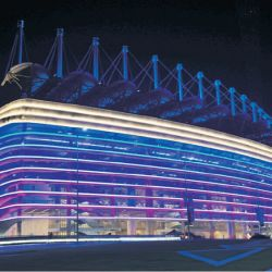 LED Media Facade Lighting Wall Washer (H-361-S48-RGB)