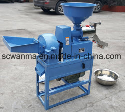 Multipurpose Rice Milling and Crushing Combination Machine
