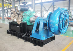 Minerals Sand Mud Mining Rubber Chroame Wear Resistant Ah Industrial Centrifugal Water Slurry Pump