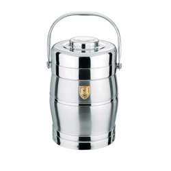 Two Tiers Thermos 1.0-2.8L Stainless Steel Food Storage Container/Food Flask  sc 1 st  Made-in-China.com & China Thermos Food Flask Thermos Food Flask Manufacturers ...
