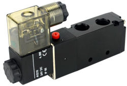 Air Control Directional Solenoid Valve Factory