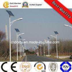 2016 Steel Outdoor Solar Street Garden Road Lighting Pole