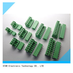 China Factory Female Male PCB Screw Terminal Block