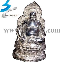 Craft Jewelry Precision Casting Stainless Steel Big Buddha
