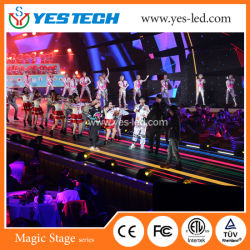 LED Video Dance Floor for Stage and Wedding (Could be Interactive)