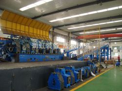 Copper Rod Continuous Casting and Rolling Line (SH2500/8-255/12)