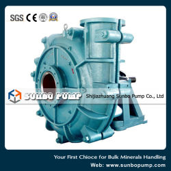 Single Stage Slag Granulation Centrifugal Slurry Pump