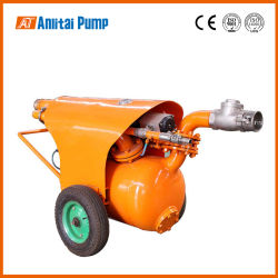 Pneumatic Slurry Muck Pump for Mine Oil Fields Construction Municipal Sewage