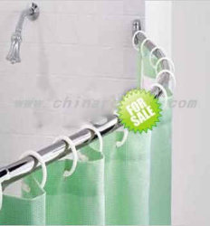 Curved Shower Curtain Bar HM 8626