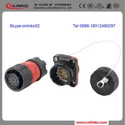 Speaker Connectors/Circular Connector/Bulkhead Connector for Generator Devices