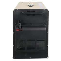 5kw Air Cooled Single Cylinder Silent Portable Power Diesel Generator