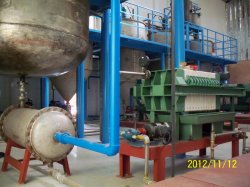 Factory Manufacturer Rich Experience Cooking Oil Refinery Machine