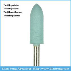 "C201f 3/32"" HP Shank Light Blue Polishers Dental Polishing Motor"