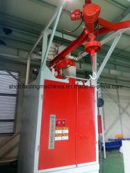 Hook Type Overhead Rail Shot Blast Cleaning Machine