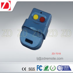 Best Price Metal Remote Control for Garage Doors for Remote Control Wall Zd-T053
