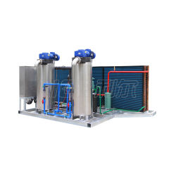 Lier High Quality Quick Freeze Seawater Slurry Ice Making Machine