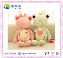 Soft Plush Princess and Prince Frog Toy