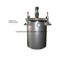 Vertical Battery Vacuum Mixer / Lithium Battery Slurry Vacuum Mixer / Column Battery Research and Development Equipment