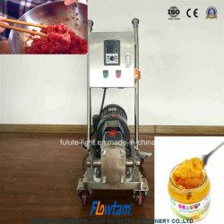 High Speed Stainless Steel Meat Paste Lobe Pump Rotor Pump