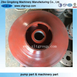 Slurry Pump Impeller for Mining Made by Sand Casting