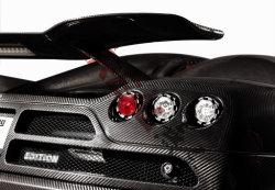 Carbon Fiber Auto Car Tuning and Racing Sport Parts