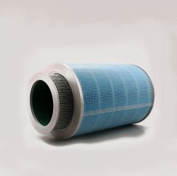 Formaldehyde Removal, Tvoc Removal, HEPA Filters H14, Activated Carbon HEPA