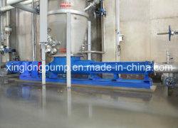 Slurry Pump/Sewage Pump/Stainless Steel Pump/PC Pump/Single Screw Pump