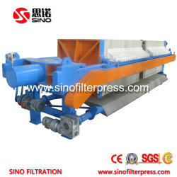 Cheap Hydraulic Chamber Plate Filter Press with Bomb Door Price