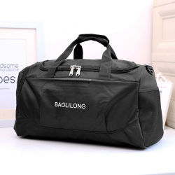 Large Capacity Sport Gym Travel Waterproof Duffel Luggage Bag