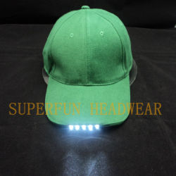China Caps With Lights In Visor 4d6056c2247