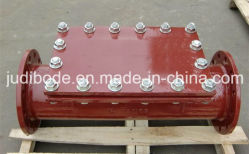 Double Flanged Ductile Iron Hatch Box