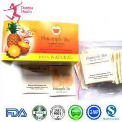 Hot Selling Nature Dr. Ming Pineapple Weight Loss Slimming Tea
