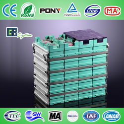100ah LiFePO4 Battery for UPS & Solar Power&Electric Car Gbs-LFP100ah-a