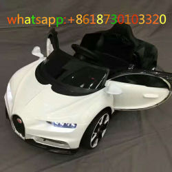 Four Wheel Mini Electric Kids Car with Battery Toy Car