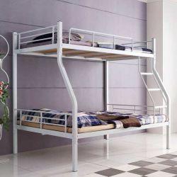 Bedroom Furniture Metal Bed Frame/Steel Bunk Bed/Double Decker Bed & China Double Decker Metal Bed Double Decker Metal Bed Manufacturers ...