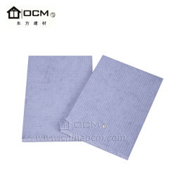 Fireproof Magnesium Oxide Board New Construction Materials