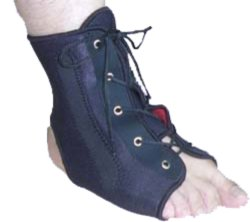High Quality Neoprene Ankle Support Ankle Brace Ankle Wrap for Sports