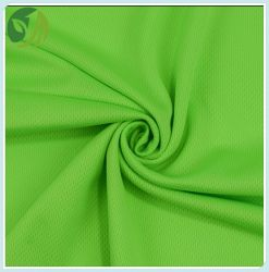 New Polyester Knitting Birds Eye Fabric for Sports T-Shirt