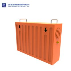 Blue Carbon Portable Solar Storage System 1kwh Solar Power System with 500W Inverter