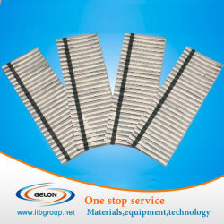 Aluminum/Nickel Terminal Tabs for Lithium Battery (GN)