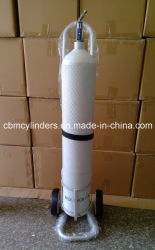Cylinder Cart for Gas Cylinders with Dia. 140mm (5-15L)