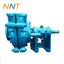 Centrifugal Horizontal Mining Sand Dredge Minerals Processing Mud Sludge Industrial Metal Ah Slurry Pump