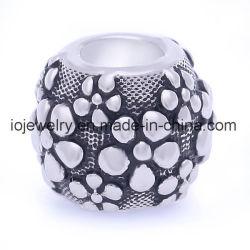 Love Hearts Stainless Steel Bead for Making Bracelet