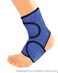 Adjustable High Quality Neoprene Ankle Support Brace Sports