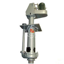 Shijiazhuang Single Stage Centrifugal Pump Vertical Submerged Slurry Pump